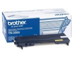 Brother TN2005 Toner original negro TN2005 - HL-2035 HL-2037