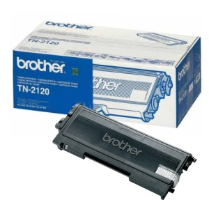 Comprar Toner Original Brother TN2120 Alta Capacidad 2600 Paginas