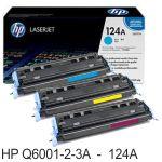 HP Q6001A Q6002A Q6003A