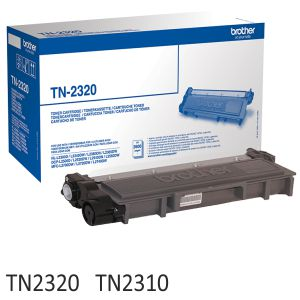 Toner Brother TN2320, TN2310 Alta Capacidad