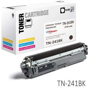 Toner Brother TN241BK compatible negro 2500 páginas