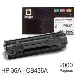Toner HP 36A compatible
