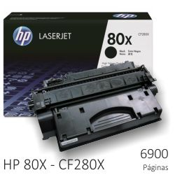Toner HP 80X CF280X