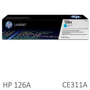 Toner HP CE311A, CE312A