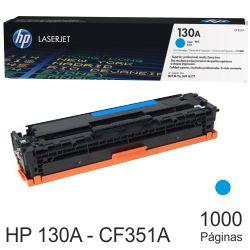 Toner HP CF351A 130A