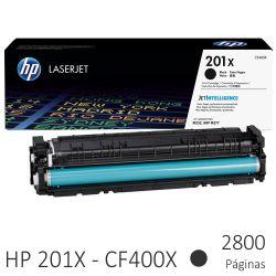 Toner HP CF400X 201X