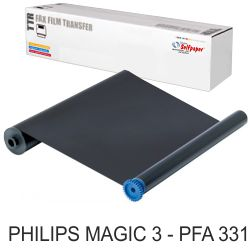 tinta fax compatible Philips Magic 3 cartucho TTR PFA 331