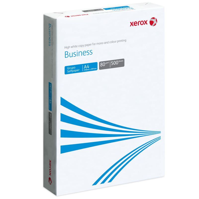 xerox business papel din a4 80 gramos